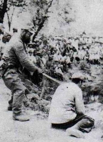 pembantaian jepang PD II