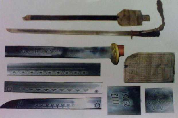 samurai sabuk